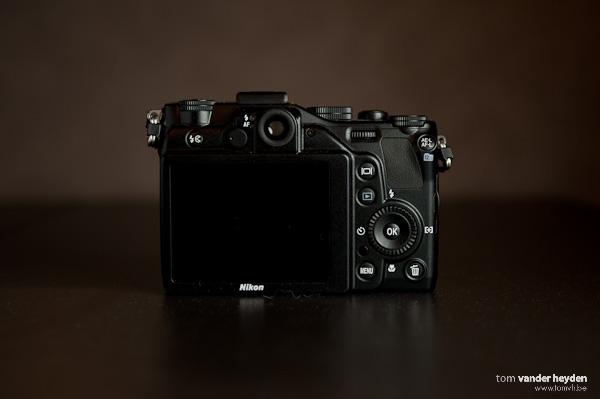 Nikon Coolpix P7000 - copyright tomvh.be